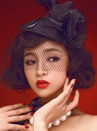 怀化化妆培训 |亿美达复古化妆造型作品
