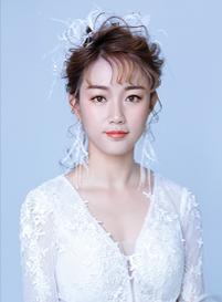 怀化化妆学校|亿美达新娘化妆造型作品