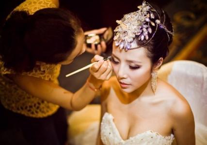 新娘跟妆班课程介绍
